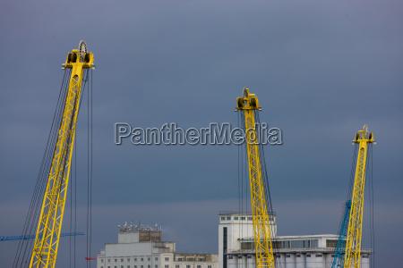 blu case porto porti irlanda gru