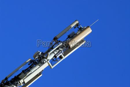 blu antenna radio inviare trasmettere trasmissione