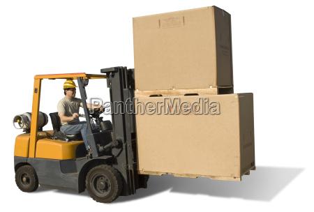 deposito trasporto carico merce magazzino negozietto