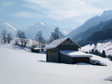 alpi baviera vacanze invernali settimana bianca