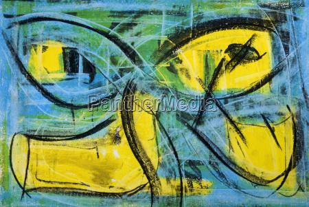 arte colore pittura colorato illustrazione foto