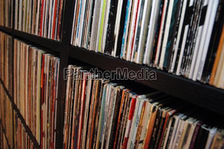 disco vinile long playing collezione di
