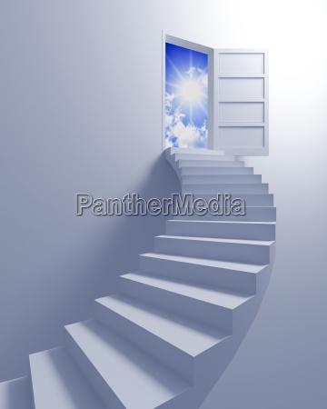 stairway to la liberta
