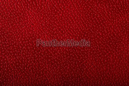 pelle modello rosso struttura