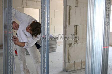 drywall installers when marking