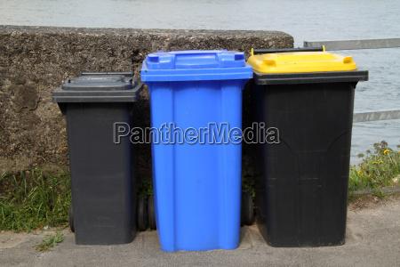 separazione dei rifiuti