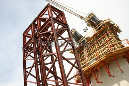 ponte biasimare rimproverare costruire costruzione ruegenbruecke