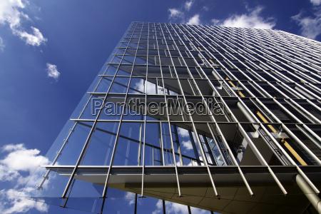 casa grattacielo costruzione stoccarda stile di