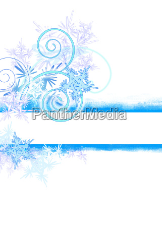 banner grunge inverno