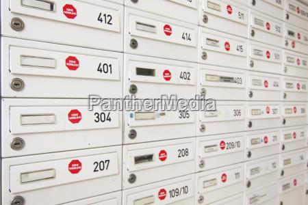 cassetta della posta