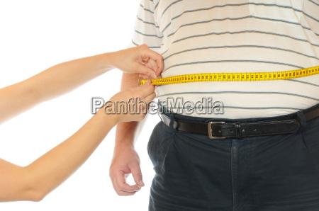 in sovrappeso