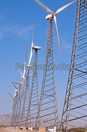 blu potenza elettricita energia elettrica turbina