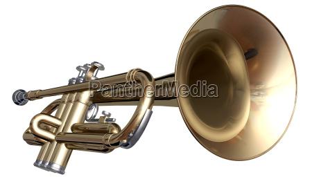 suono musicale ottone jazz tromba suonare
