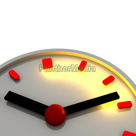 illustrazione dellintervallo di tempo
