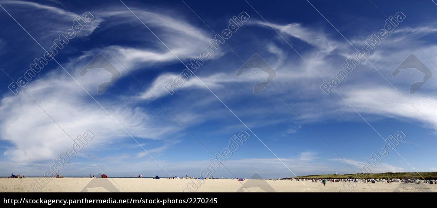 spiekeroog, panorama, da, 8, immagini - 2270245