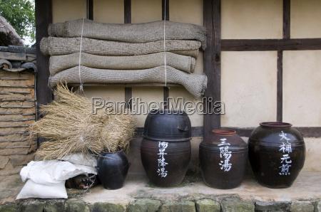 vasi tradizionali corea del sud