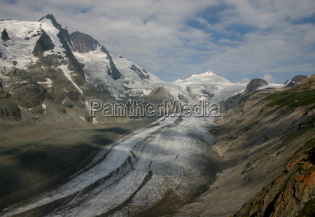 alpi austria ghiacciaio campanaro neve