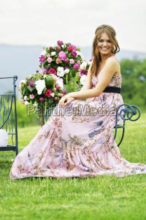 colorato nozze matrimonio convivenza fiore fiori