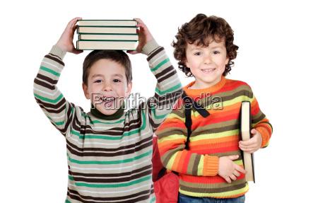 studenti scuola istituto di istruzione bambino