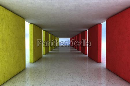 architettura del calcestruzzo e design del