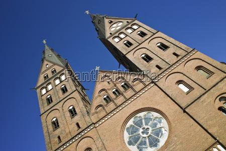 chiesa cattedrale amburgo cattolico