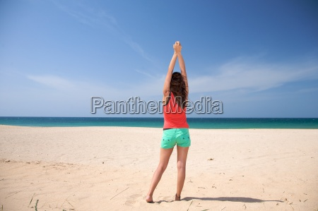femminile piace beach