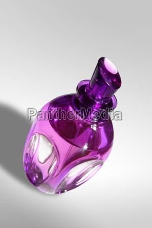 viola bottiglia profumo cosmetici cosmesi sapore