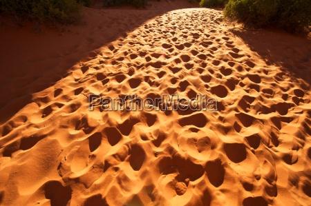 valle marcire di da sabbie sabbia