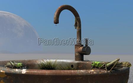 siccita lavandino rubinetto cavalletta ristrutturazione rinnovare