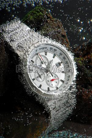 orologio cronografo impermeabile underwather