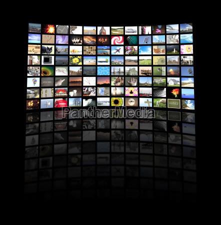 pannello tv