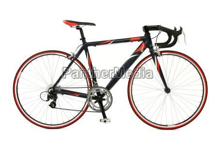 bicicletta da corsa veloce