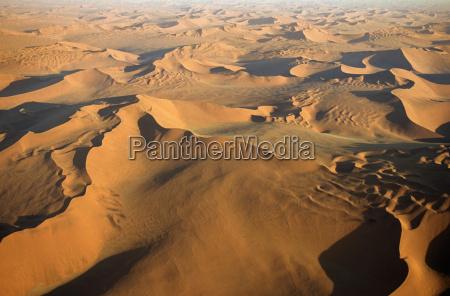 dune nel deserto del namib namibia