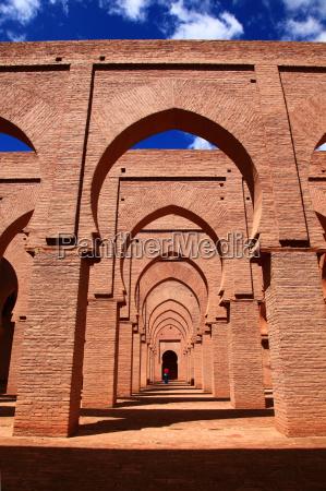 monumento antico fortezza marocco moschea medioevo