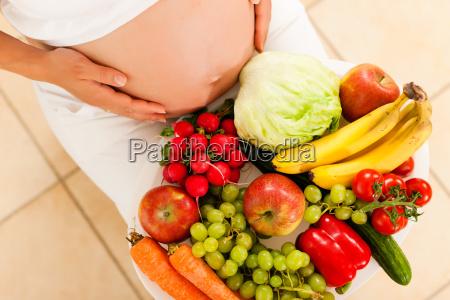 gravidanza e nutrizione