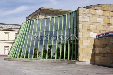 arte moderno stoccarda stile di costruzione