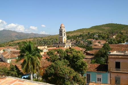 chiesa campanile cuba