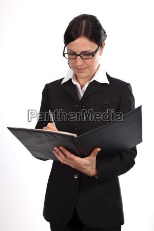 donna contratto affare affari lavoro professione