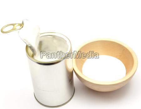 latte latta lattina aperto conserva sonnecchiare