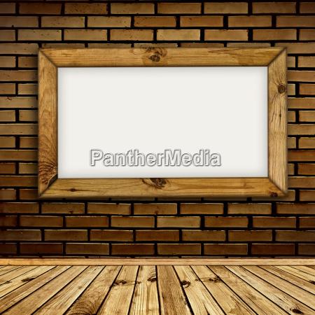 legno interno fotogramma incorniciare telaio contesto