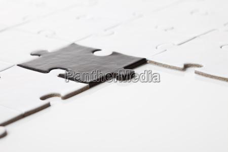 nero connsessione annessione comunita puzzle integrazione