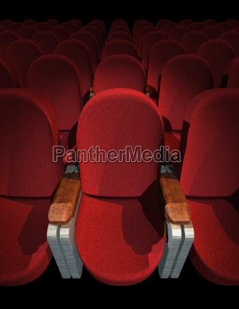 spettacolo posto a sedere cinema show