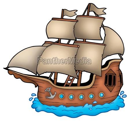 navi barca a vela barca a