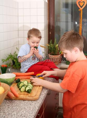 in, der, küche - 4469727