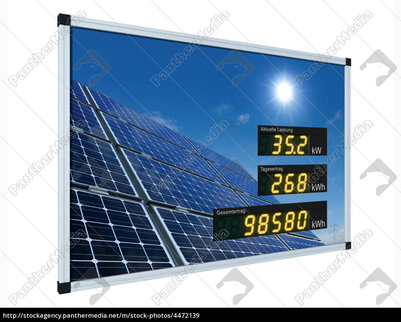 display, solare, -, inglese - 4472139