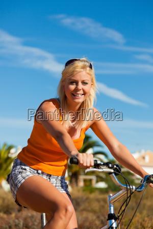 donna guidare vacanza vacanze riva del