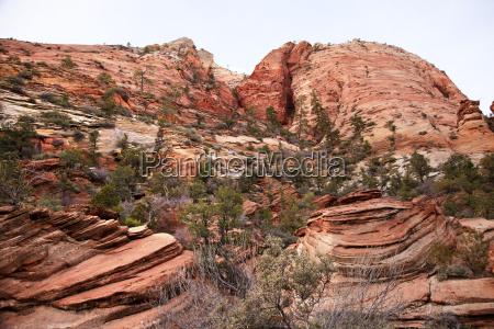 canyon paesaggio natura