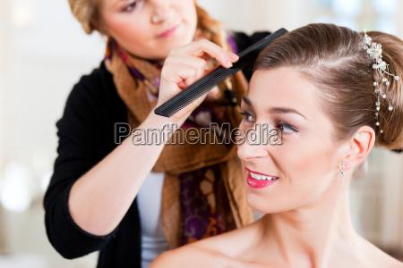 nozze matrimonio convivenza sposare pettinatura parrucchiere