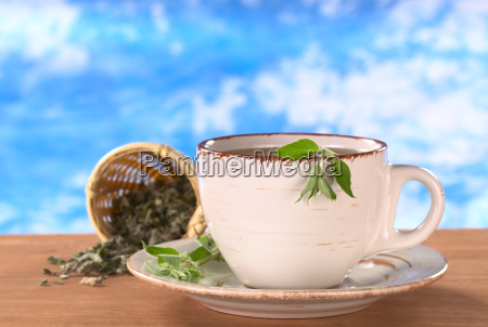 herbal tea out of muna