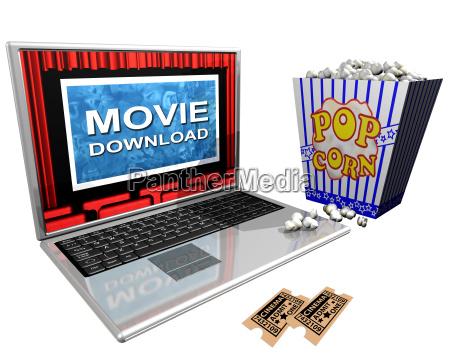 divertimento cinema download film scaricare contentezza
